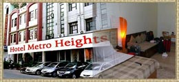 Hotel Metro Heights à New Delhi En Inde